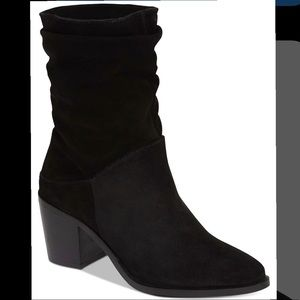 NEW Charles David Younger Suede Booties